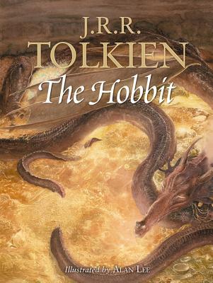 The Hobbit By Tolkien, J. R. R./ Lee, Alan (ILT)